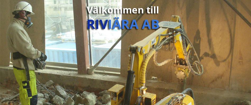 Riviära AB - byggrivningar